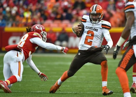 Johnny Manziel Training With QB Coach George Whitfield In Hopes Of Returning To Football
