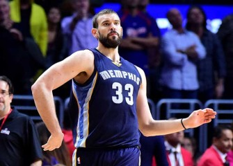 Grizzlies' Marc Gasol Helps Rescue Drowning Migrant Woman In Mediterranean Sea