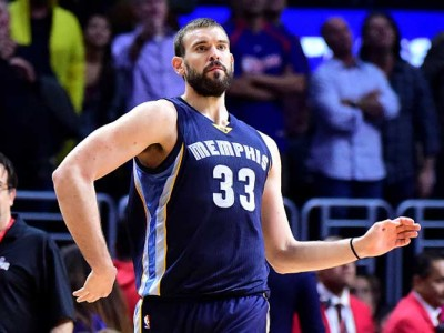 Marc Gasol's Late 3-Pointer Lifts Grizzlies To 111-107 Win Over Clippers