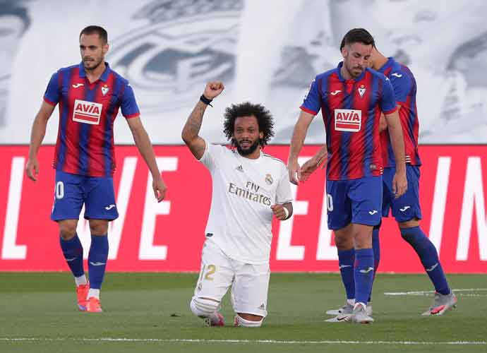 Marcelo May Miss Champions League Semifinal For Election