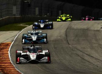 Marco Andretti Wins Pole For Indy 500