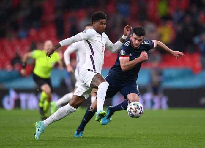Manchester United Striker Marcus Rashford Wins Pat Tillman Award