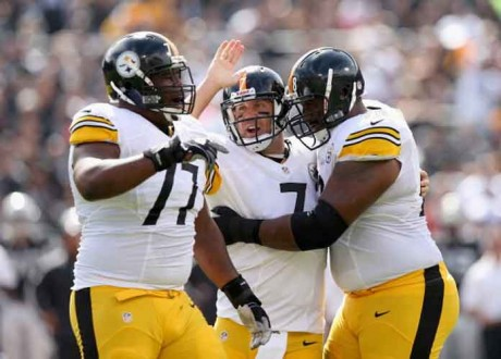 Steelers OT Marcus Gilbert To Serve Four-Game Suspension For PEDs Violation