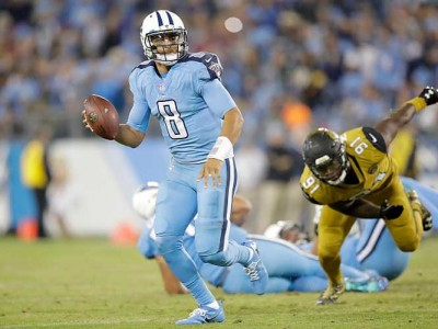 Marcus Mariota, DeMarco Murray Lead Titans To 36-22 Win Over Jaguars