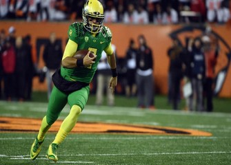 Marcus Mariota Sports Performance Center Unveiled At University Of Oregon