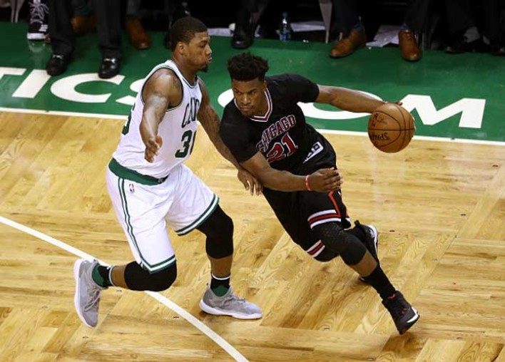 NBA Playoffs Highlights: Marcus Smart Gives Fan Middle Finger, Bulls Beat Celtics 111-97 To Lead Series 2-0
