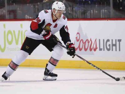 "Senators' Mark Borowiecki, ""Boro Cop,"" Stops Attempted Robbery In Vancouver"