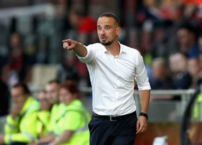 England Women's Soccer Team Manager Mark Sampson Fired After Allegations Of Misconduct