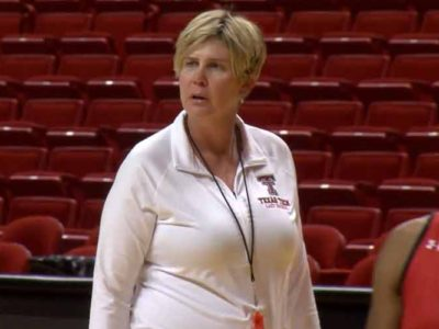 Texas Tech Women's Basketball Coach Marlene Stollings Fired After Reports Of Abuse