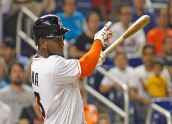 Seattle Mariners Could Trade Mark Trumbo And Add Marlins' Outfielder Marcell Ozuna