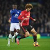 Fans Angrily React On Twitter To Man U Sub Marouane Fellaini's Error In 1-1 Tie Vs Everton