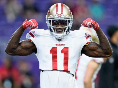 49ers WR Marquise Goodwin Surprises Mom & Sister With New House Purchase [VIDEO]