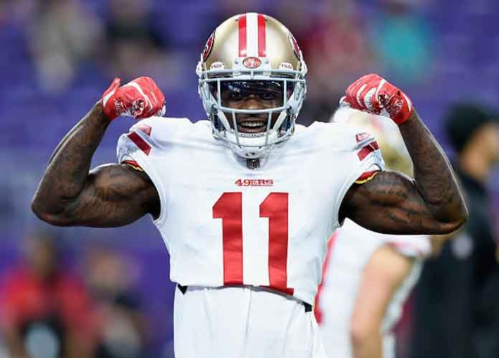 San Francisco 49ers WR Marquise Goodwin Voices Thanks For Support After Loss Of Newborn Son