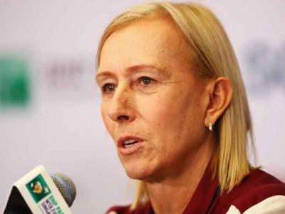 "Martina Navratilova Says Margaret Court Is ""Racist And A Homophobe"""