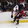 Watch: Capitals' Dmitry Orlov Flips Matt Duchene With Hip Check In 3-0 Win Over Avalanche