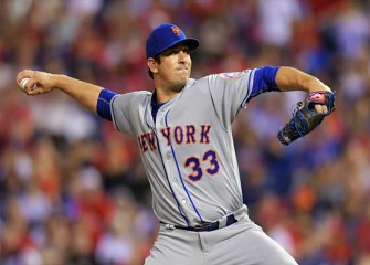 Matt Harvey, Noah Syndergaard Expected To Return To Mets' Rotation In September