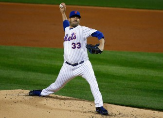 Matt Harvey Pulled After Rain Delay, Mets Fall 5-0 To Nationals