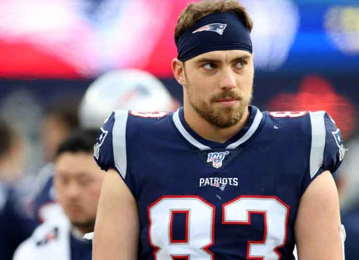 Patriots' Tight End Matt LaCosse Opts Out Of Season Adding To Teams Woes