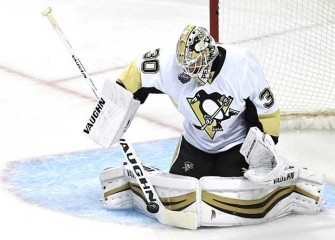 Penguins' Matt Murray Takes Hit To Head In 7-1 Loss To Capitals, Leaves Game Early