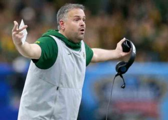 Panthers Agree To Bring On Baylor's Matt Rhule As Head Coach