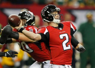Matt Ryan, Falcons Dominate Packers In 44-21 NFC Championship Win