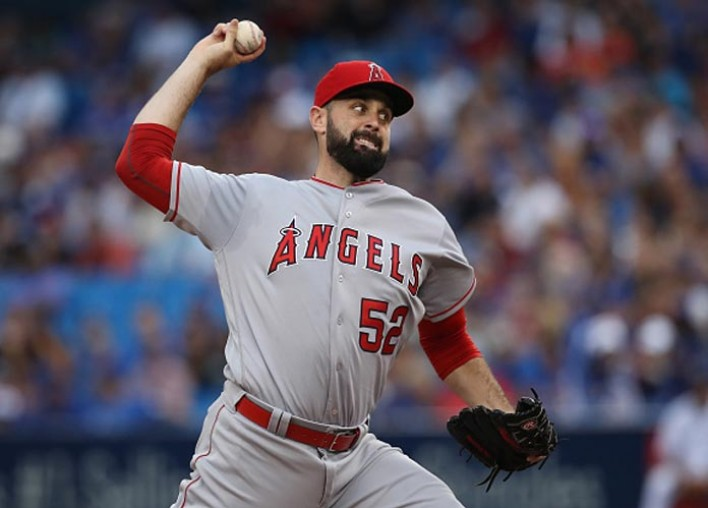 Angels' Matt Shoemaker Has Successful Surgery After 105MPH Hit To Head Causes Skull Fracture