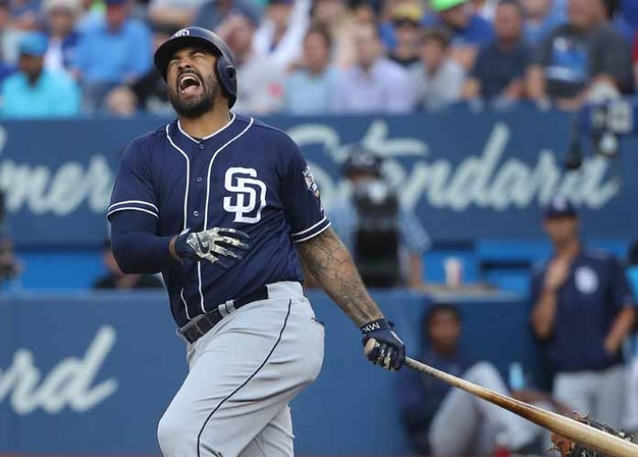 Dodgers' Matt Kemp On New MLB Rule After Team's Brawl With Rangers: 'It's Unclear To Everybody' [VIDEO]