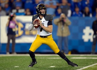 Missouri Suspends Quarterback Maty Mauk After Video Surfaces Of Him Allegedly Snorting Cocaine