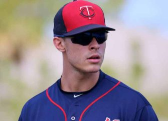 Twins' Max Kepler Apologizes For Wearing 'Blue Lives Matter' Mask