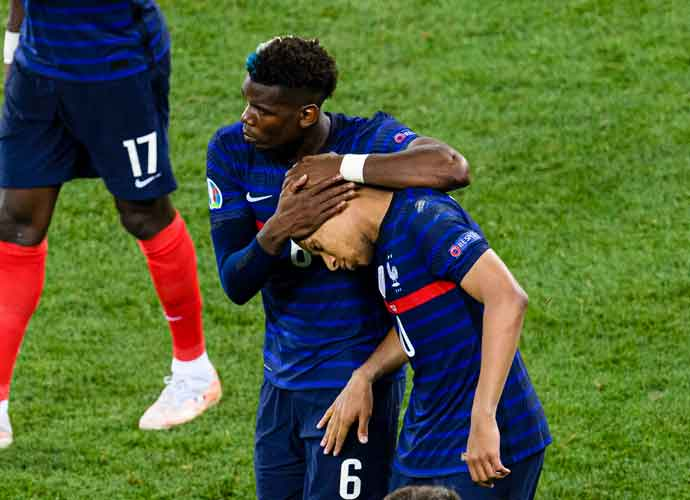 France Shocked By Switzerland, Booted From Euros