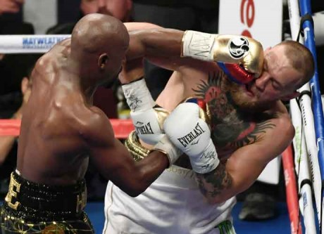 OPINION: Conor McGregor Held His Own Against Floyd Mayweather