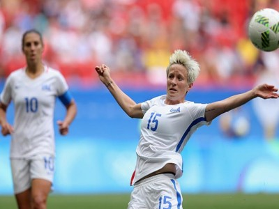 USWNT Makes It To Their Third-Straight World Cup Final After Beating England 2-1