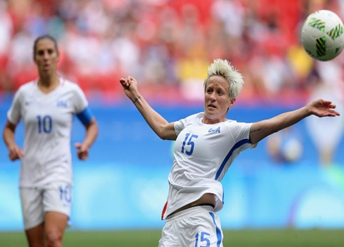 Megan Rapinoe Believes That Olympics Are Still Up In The Air For 2021 Because Of Coronavirus
