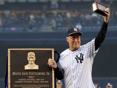Ex-Yankees Pitcher And Coach Mel Stottlemyre Dies At 77 After Battle With Bone Marrow Cancer