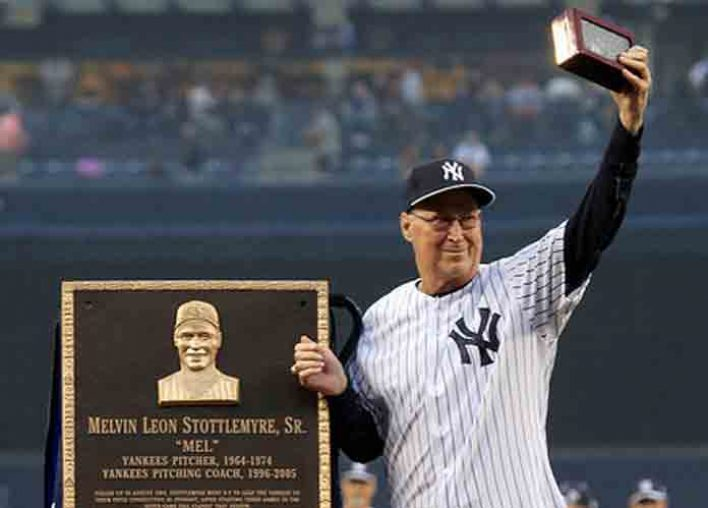 Ex-Yankees Pitcher And Coach Mel Stottlemyre Dies At 77