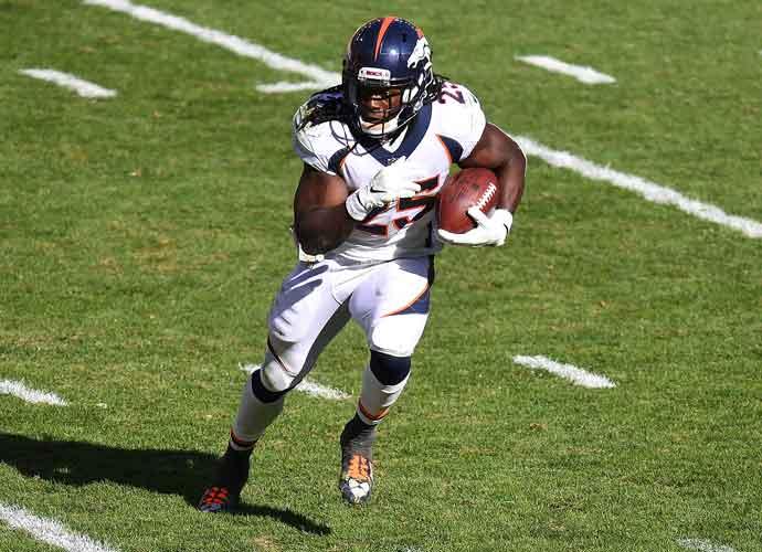 Broncos' RB Melvin Gordon Cited For DUI