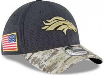 Get The Gear NFL Season Edition: Men's Salute To Service Sideline 39THIRTY Flex Hat