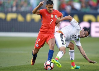 Chile Eliminates Mexico From Copa America With Thunderous 7-0 Quarterfinal Victory