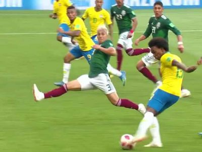 World Cup 2018: Brazil Knocks Out Mexico With 2-0 Win, Belgium Rallies To Beat Japan 3-2