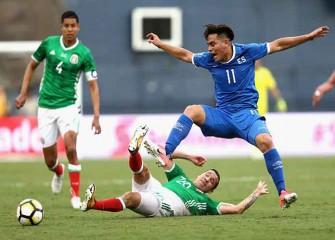Watch: Mexico Beats El Salvador 3-1 In CONCACAF Gold Cup Opener