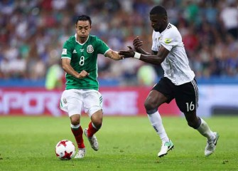 Watch: Germany beats Mexico 4-1 In Confederations Cup Semifinal