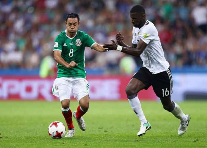 Mexico Beats Germany 1-0 In World Cup Opener, Sets Off 'Artificial Earthquake' As Fans Revel In Victory