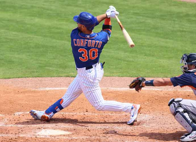 Controversial Hit By Pitch Gives Mets Walk Off Victory