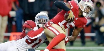 Wide Receiver Michael Crabtree Signs With The Oakland Raiders
