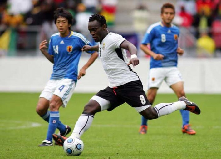 Ex-Chelsea Star Michael Essien Signs One-Year Deal with Indonesian Team Persib Bandung