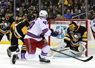 Rangers Rally From Two Down To Beat Penguins 5-2