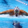 Michael Phelps Wins Preliminary 200-Meter Butterfly Heat At U.S. Olympic Trials