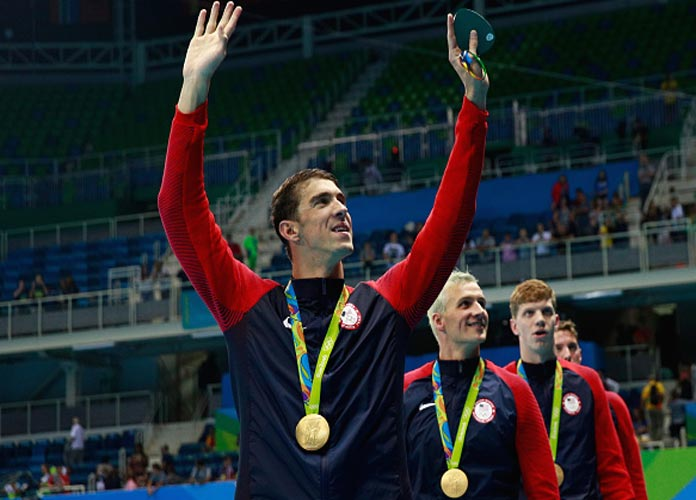 Michael Phelps Supports & Understands Simone Biles' Decision To Withdraw