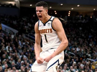 Nuggets' Michael Porter Jr. Spoken To By Exec After Saying COVID Was 'Population Control' Conspiracy