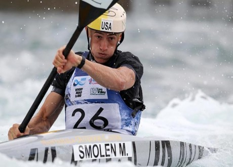 Michal Smolen, US Canoe/Kayak Olympic Star, Discusses His Diet And More